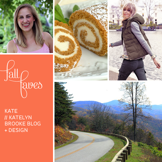 Fall Faves // Katelyn Brooke Blog + Design // Elembee.com