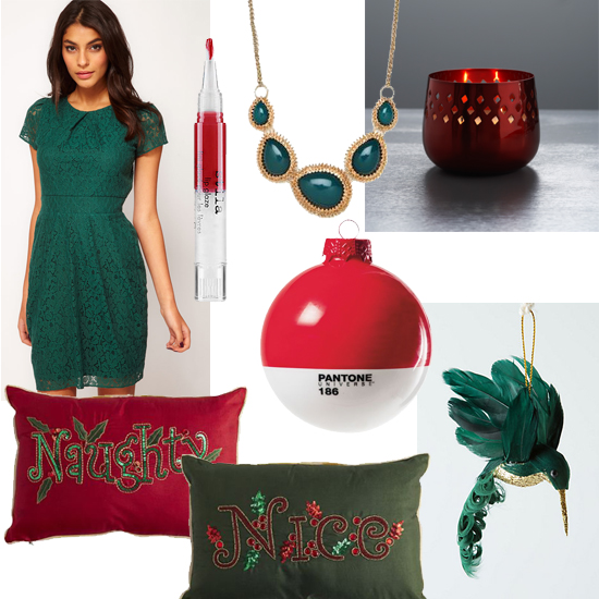 Better Together Holiday Style // Evergreen + Cranberry // Elembee.com