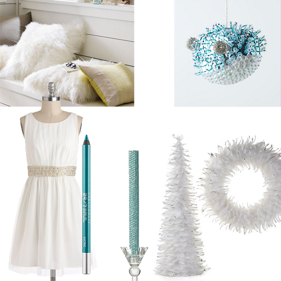 Better Together Holiday Style // Snowflake + Ice // Elembee.com