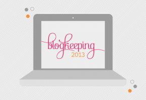 Blogkeeping 2013 Survey // Elembee.com