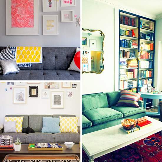At Home // Mixed not matched // Elembee.com