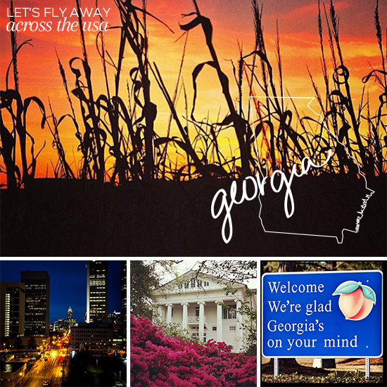 Across the USA // Georgia // Elembee.com