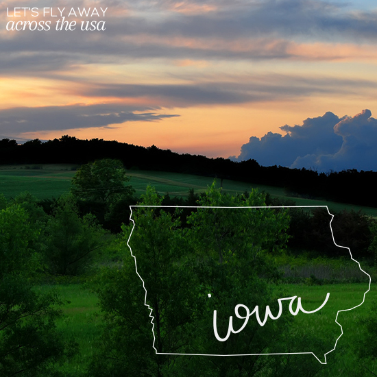 Across the USA // Iowa // Elembee.com