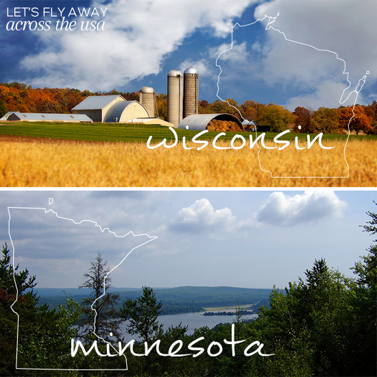 Across the USA // Wisconsin + Minnesota // Elembee.com