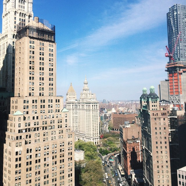 Hi from NYC! #VSCOcam
