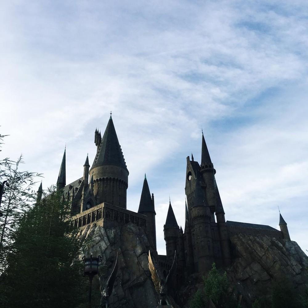 Finally got my Hogwarts letter! They let 30 year oldshellip