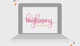 Blogkeeping // Setting Up Wordpress // Elembee.com