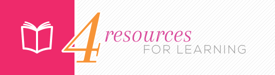 Four resources for learning // Elembee.com
