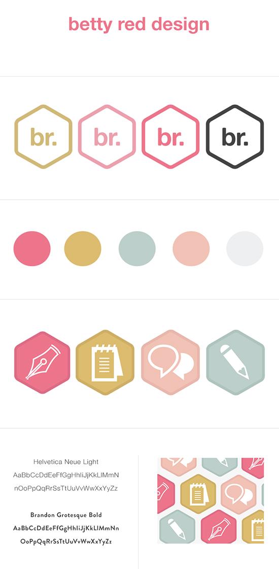 How to create a brand board // Elembee