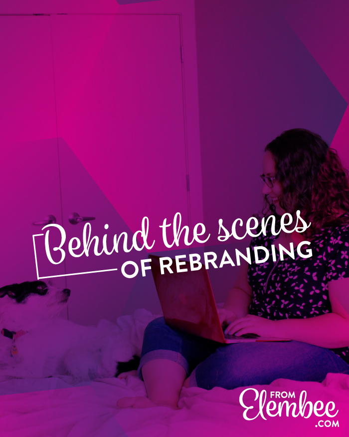 Behind the scenes of rebranding from elembee.com